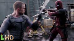 Deadpool FINAL BATTLE | Deadpool Last Fight Scenes DEADPOOL vs AJAX(FRAN...