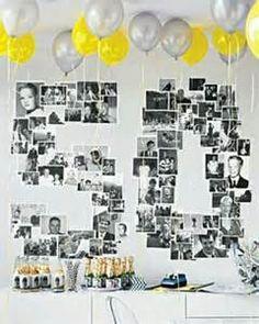 50th Anniversary idea