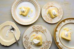 Jackson Pollock's Lemon Pudding on Food52