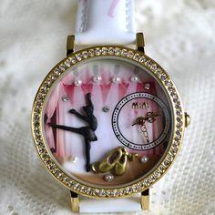 MINI hodinky - Baletka