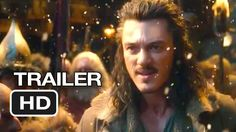 The Hobbit: The Desolation of Smaug Official Trailer #2 (2013) - Lord of...