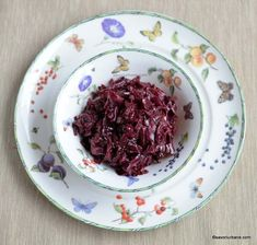 Varza rosie calita simpla sau cu mere | Savori Urbane Raspberry, Cabbage, Fruit, Vegetables, Desserts, Recipes, Mai, Food, Childhood