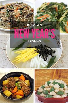 Seollal: Korean Lunar New Year Traditions and Food | Crazy Korean Cooking