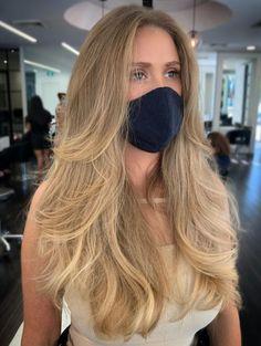 Haircuts Straight Hair, Long Layered Haircuts, Long Hair Cuts, Very Long Hair, Long Curly Hair, Curly Hair Styles, Layers For Long Hair, Long Blonde Haircuts, Long Layer Hair