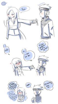 Konohamaru and hanabi | Naruto | Pinterest | Anime  Konohamaru and ...