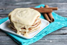Vanilla Chai Pancakes by Not Your Momma's Cookie
