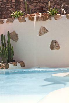 Un lugar idílico para relajarse. Shioconcept  Blog piscinas Gunitec Concept Pools