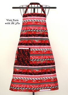 Visit Paris with M'Liss Apron - Available on line and at all Hancock Fabric Stores: http://www.hancockfabrics.com/M-Liss-Collection_stcVVcatId550095VVviewcat.htm