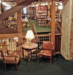 Tattered Cover Bookstore LoDo - 1628 16th St. - The Tattered Cover Book Store began as a small independent store with only 950 square feet in the Cherry Creek district of Denver, Colorado. It has grown for more than 40 years to include three expansive locations in the greater Denver Metro area.