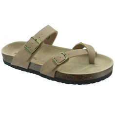 Pierre Dumas Women's Bork-30 Buckle Sandal *** To view further for this item, visit the image link.