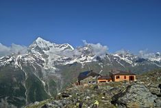 The Dom, at m, is the highest mountain located completely within Switzerland. This majestic mountain is part of the Mischabel group. The starting point of this tour is the Dom Hut at m. Climbing Harness, Zermatt, Tour Guide, Hiking Trails, Geology, Switzerland, Tourism, Anniversary, Turismo