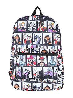 Disney Villains Mugshot BackpackDisney Villains Mugshot Backpack,