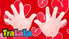 10 degețele - Cântece pentru copii | TraLaLa
