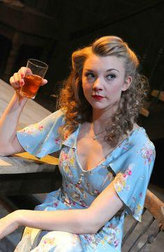Natalie Dormer in After Miss Julie (2012)