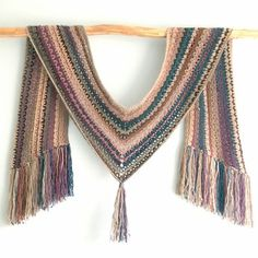 Klik hier  voor NEDERLANDS   Are you ready for my Wanderlust Scarf Pattern?          As you know I am more of a motif maker. This is the fir...