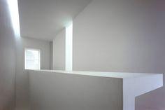 London's Rosmead House, designed by the minimalist architect John Pawson.