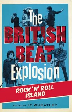 The British Beat Explosion: Rock'n'Roll Island #vintagemusic