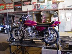 It's for sale over on the Kawasaki Triples Worldwide Board but you have to be registered to get to the for sale section. Kawasaki Motor, Biker, Motorcycle, Building, Vehicles, Buildings, Biking, Car, Motorcycles
