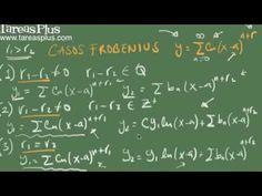 Los 3 casos de Frobenius (teoría)