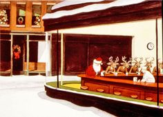 Nighthawks: Christmas