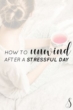 Somedays, everything just sucks. And you just need to unwind. Here is your guide to unwind after a bad day. Stress Relief Tips, Stress Free, Mental Health Quotes, Health Advice, Ways To Relax, Self Care Routine, Reduce Stress, No Time For Me, Self Love