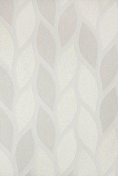 Modelo 6449-30. Color blanco azulado con beige muy claro y gris claro. #Papeltapiz #Tiendaenlinea #Decoracion