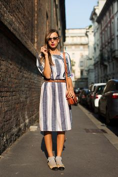 vintage inspired street style |