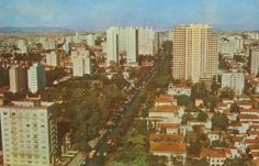 Avenida Paulista final anos 50.?