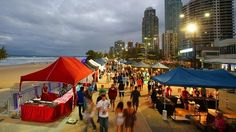 13 Coast markets on this weekend