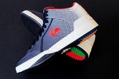 Le Coq Sportif x Joakim Noah 3.0 « Le Rêve Olympique » Sneaker