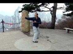 Ba Gua Section 1 - At Hua Mountain, China - YouTube