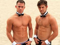 Magic Mike - best movie for the girls night ever.