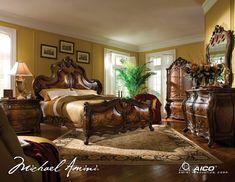 Palais Royale Bedroom Set