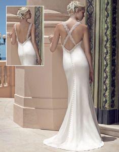 STYLE: 2200 #weddingdress #weddinggown #casablancabridal