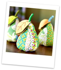 green pear craft