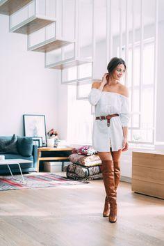 Fra døll skjorte til tipp topp! | Jenny Skavlan