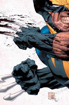 WOLVERINE by •Joe Quesada