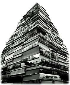 Book Mountain | Flickr - Photo Sharing!