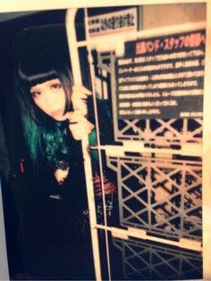 7月14日新宿RUIDO K4で当日撮影チェキ