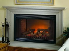 Awesome Fake Fireplace Design www.bedhomes.com