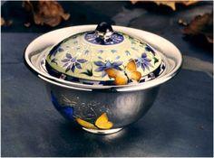 Pot Pourri Bowl by Phil Barnes