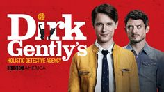 Assista: Dirk Gently's Holistic Detective Agency