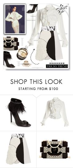"""""""Be Different..."""" by desert-belle ❤ liked on Polyvore featuring Topshop, Vivienne Westwood, Giambattista Valli, Chanel, women's clothing, women's fashion, women, female, woman and misses"""