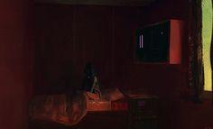 Lights Out, Alexander Mandradjiev on ArtStation at http://www.artstation.com/artwork/lights-out