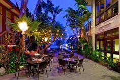 Catamaran resort/spa