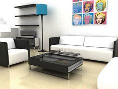 Diseños de Interiores Minimalistas - Para Más Información Ingresa en: http://fotosdecasasbonitas.com/disenos-de-interiores-minimalistas/