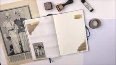 Ephemera for bullet journals