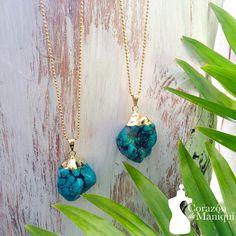 Alegría y mas alegría!!! Turquesa piedra de la felicidad! #turquesas #amorporlamoda #jewelry #CDM