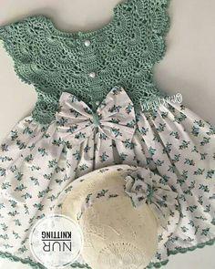 Captivating Crochet a Bodycon Dress Top Ideas. Dazzling Crochet a Bodycon Dress Top Ideas. Crochet Toddler, Baby Girl Crochet, Crochet Baby Clothes, Crochet For Kids, Knit Crochet, Toddler Dress, Baby Dress, Robes Tutu, Frock Patterns