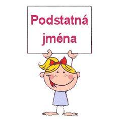 Český jazyk 3. třída :: ŠKOLÁKOV Education, Comics, Fictional Characters, Cartoons, Onderwijs, Fantasy Characters, Learning, Comic, Comics And Cartoons